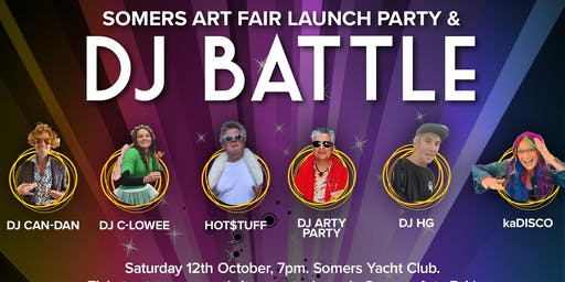 Somers Arts Fair Launch Event