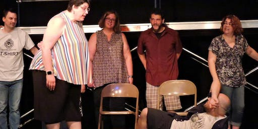 Improv Elements: An Intro to Improv Comedy