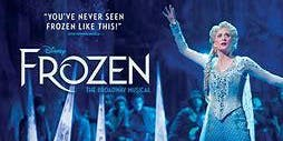 Disney's FROZEN ON BROADWAY Bus Trip