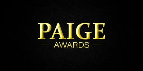 The 2nd Annual Paige Awards tickets