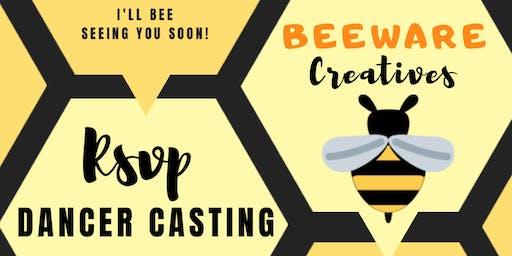 BeeWare Creatives Dance Casting
