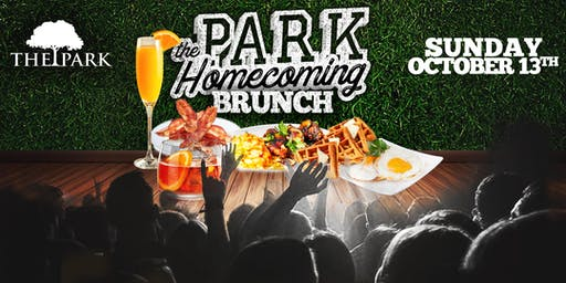Homecoming Sunday Brunch at The Park at 14th!