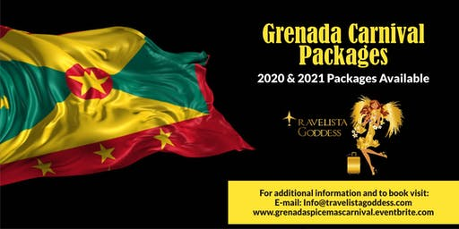 Grenada Spicemas Carnival Packages! Best J'ouvert in the world! Jab Jab!
