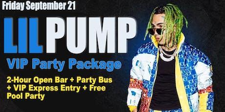 LIL PUMP - Saturday - 09-21-2019 tickets