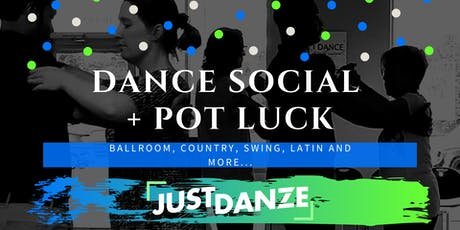 Dance Social and Pot Luck  tickets