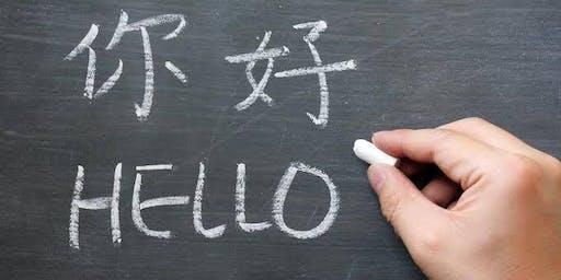 Mandarin Conversation @ Huonville Library
