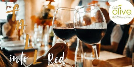 Wine Tasting - Fall into Red tickets