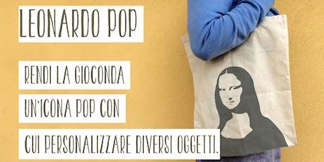 Festival Del Disegno - Leonardo pop biglietti