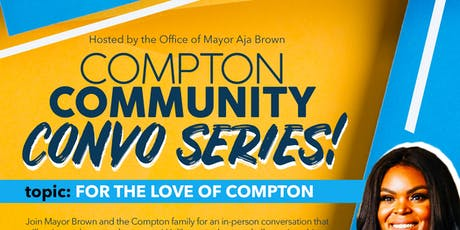 Compton Community Convo Series tickets