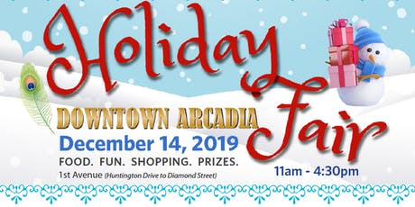 Holiday Fair tickets