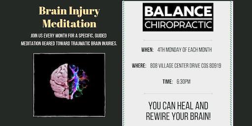 Brain Injury Meditation 10-28-2019