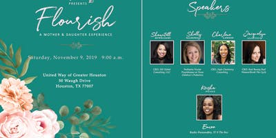 Flourish- A Mother & Daughter Experience