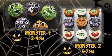 25/10 Friday Halloween Bakes @ Suntec Polliwogs  tickets