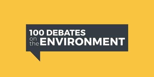 100 Debates on the Environment Simcoe Grey