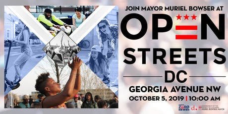 Open Streets DC tickets