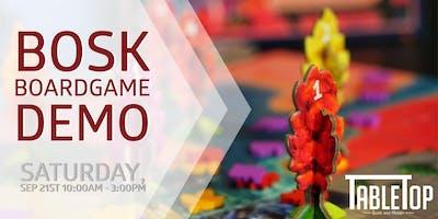 Bosk Boardgame Demo