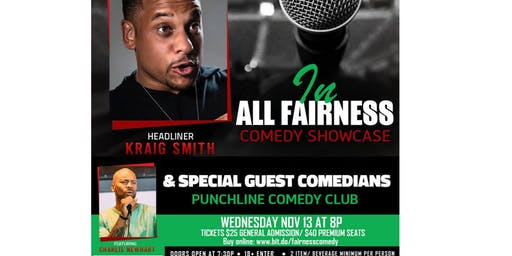 """In All Fairness"" Comedy Show"