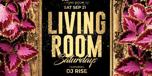 LR Saturday with  DJ Rise