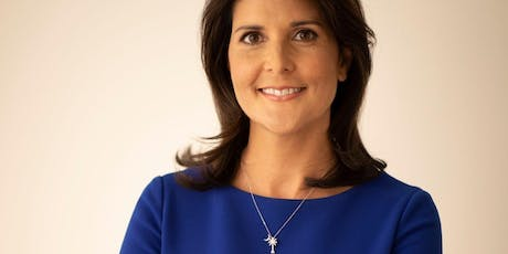 An Evening with Nikki Haley | With All Due Respect tickets