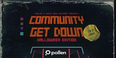 Community Get Down Ft. Kid Enigma