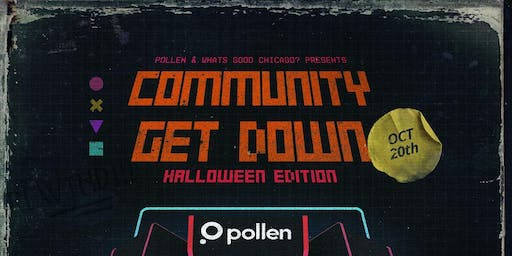 Community Get Down Ft. Kid Enigma