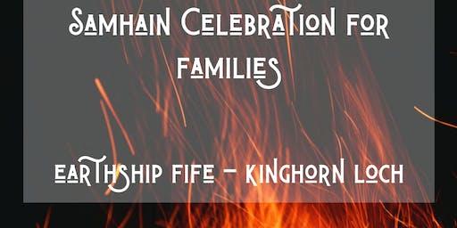 Family Friendly Samhain Celebration