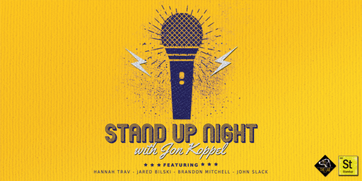 (SOLD OUT) Standup Night with Jon Koppel
