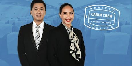 Brisbane Cabin Crew Career Session tickets