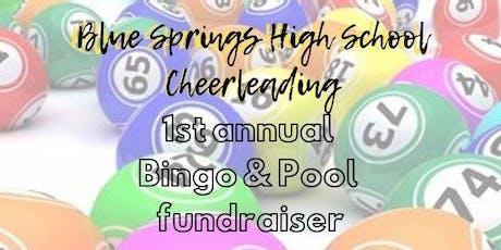 BSHS Cheer Bingo Fundraiser tickets