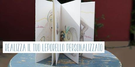 Festival Del Disegno - Realizza il tuo leporello biglietti