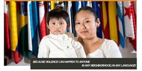 Enhancing Cultural Responsiveness  to Latin@ Survivors tickets