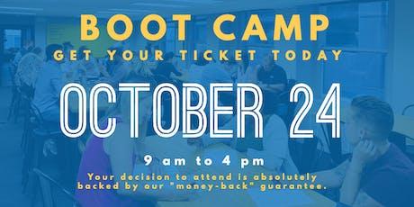 Sandler Training Sales Bootcamp October 24, 2019 tickets