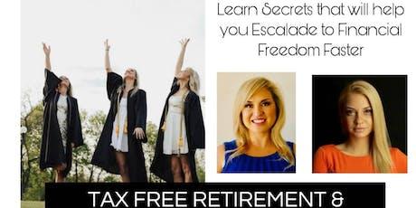 Tax Free Wealth tickets