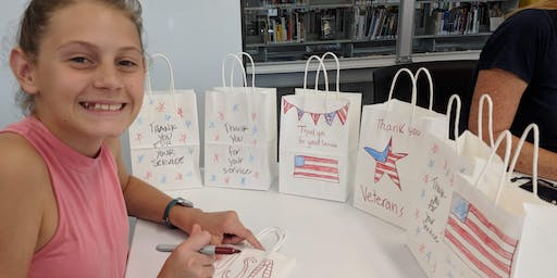 Honoring our Veterans: Care Kits for Honor Flight