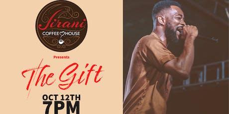 Jiranni Presents The Gift tickets