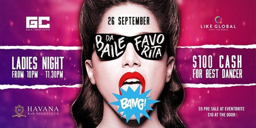 Baile da Favorita - Brazilian FUNK Party!