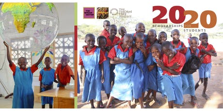 Samburu Scholarship Week 20|20 - A Taste of Africa Moveable Feast tickets