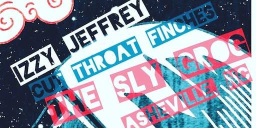 Cut Throat Finches, Izzy Jeffrey