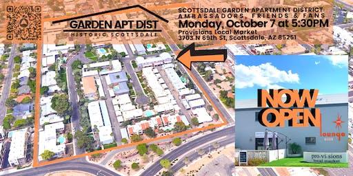 Scottsdale Garden Apartment District Ambassadors Meet & Greet