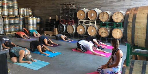 Happy Hour Yoga, Bends and Brews!!