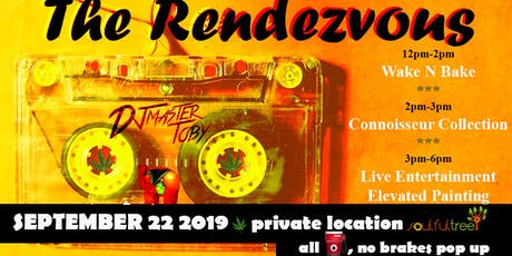 THE RENDEZVOUS: AN ELEVATED KICKBACK tickets