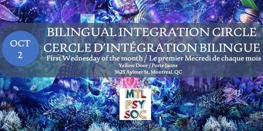 Integration Circle / Cercle d'intégration - Bilingue