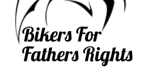 Bikers For Fathers Rights Bonfire Party