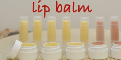 Essential Oil Lip Balm Make n Take