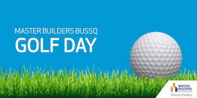 Toowoomba Master Builders BUSSQ Golf  Day
