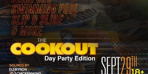 #TheCookOut Day Party