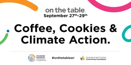 Coffee, cookies and climate action