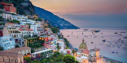 Little Dinner Series | Evening on the Amalfi Coast | 11.7.19 | OLLI Group Dinner