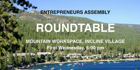 Entrepreneurs Assembly Roundtable - Incline Village tickets