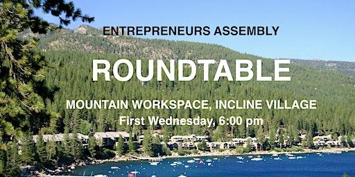 Entrepreneurs Assembly Roundtable - Incline Village